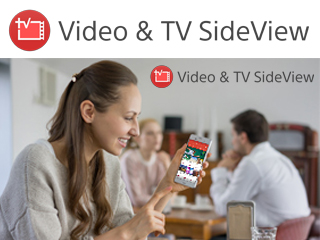 Video & TV SideView