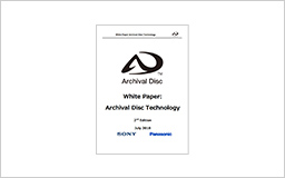 Archival Disc White Paper